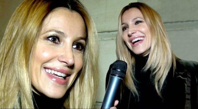 Adriana Volpe: 'Che gioia la mia piccola Gisele!'