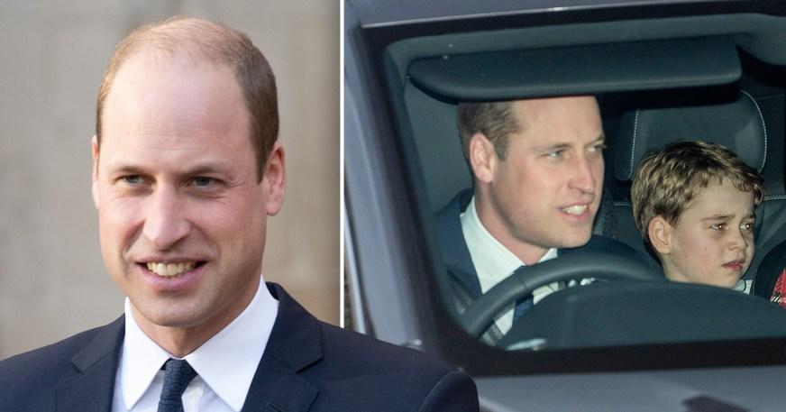 Prins William kritiseras efter tilltaget med sonen   Hänt.se