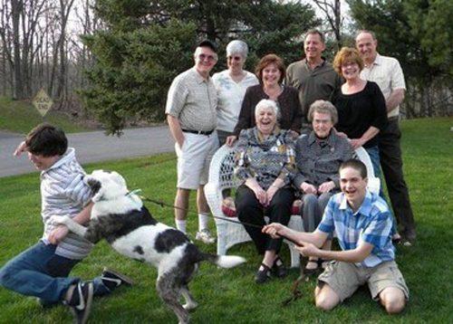 27 Familienfotos Die Fragen Aufwerfen