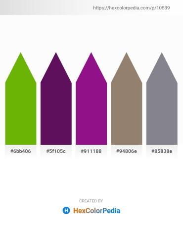 Palette image download - Olive – Purple – Medium Violet Red – Gray – Slate Gray