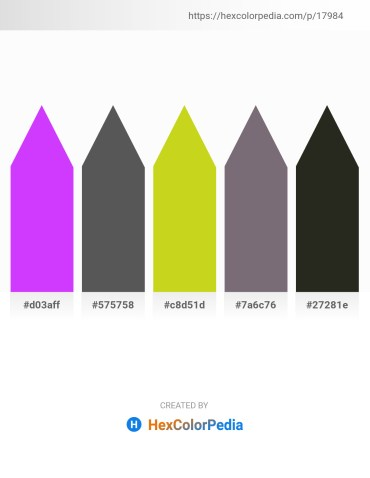 Palette image download - Dark Violet – Slate Gray – Dim Gray – Dim Gray – Black