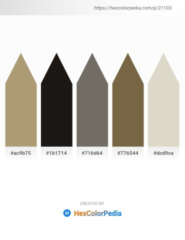 Palette image download - Dark Khaki – Black – Dim Gray – Dark Olive Green – Light Gray