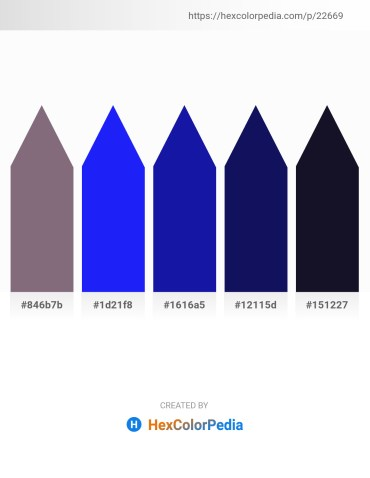 Palette image download - Gray – Blue – Midnight Blue – Midnight Blue – Sandy Brown