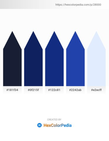 Palette image download - Dark Slate Gray – Midnight Blue – Midnight Blue – Midnight Blue – Alice Blue