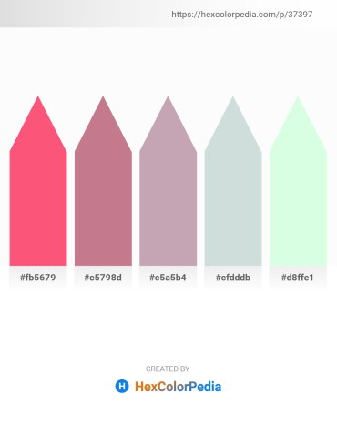 Palette image download - Salmon – Rosy Brown – Rosy Brown – Light Steel Blue – Honeydew