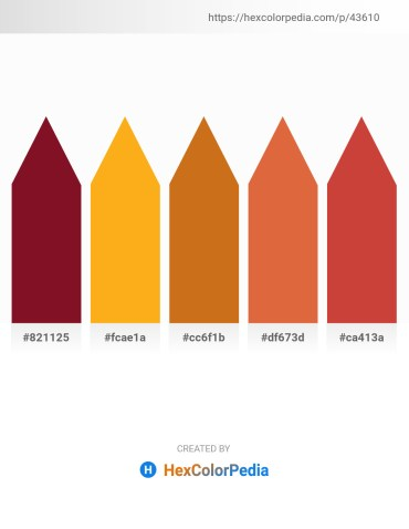 Palette image download - Purple – Orange – Chocolate – Chocolate – Indian Red