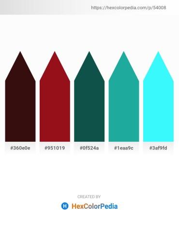 Palette image download - Lime – Saddle Brown – Dark Orchid – Light Sea Green – Aqua
