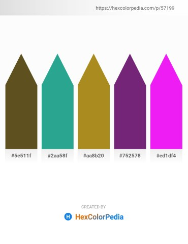 Palette image download - Dark Olive Green – Light Sea Green – Steel Blue – Dark Slate Blue – Dark Violet