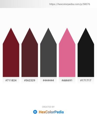 Palette image download - Indigo – Black – Dim Gray – Pale Violet Red – Black