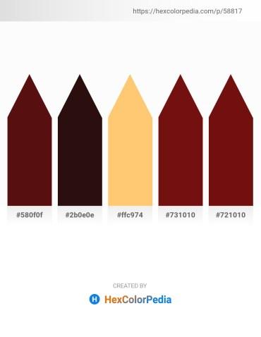 Palette image download - Aqua – Brown – Light Salmon – Saddle Brown – Saddle Brown