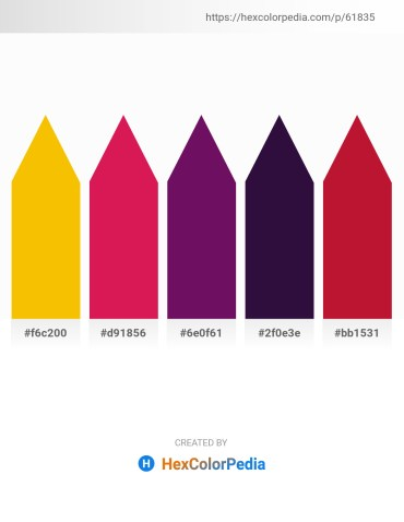 Palette image download - Gold – Crimson – Purple – Midnight Blue – Crimson