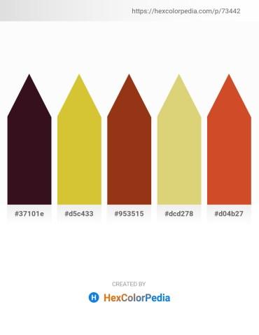 Palette image download - Aqua – Goldenrod – Saddle Brown – Burlywood – Chocolate