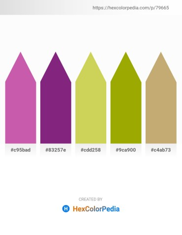 Palette image download - Pale Violet Red – Rosy Brown – Yellow Green – Olive – Dark Khaki