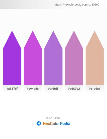 Palette image download - Blue Violet – Medium Orchid – Medium Purple – Plum – Burlywood