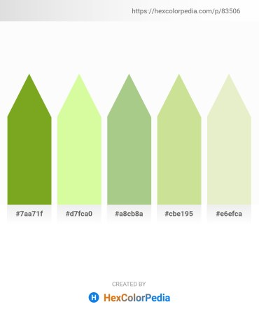 Palette image download - Olive Drab – Pale Green – Dark Sea Green – Dark Khaki – Beige