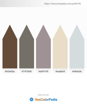 Palette image download - Dim Gray – Dim Gray – Dark Gray – Beige – Light Steel Blue