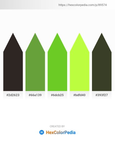 Palette image download - Black – Olive Drab – Yellow Green – Green Yellow – Dark Olive Green