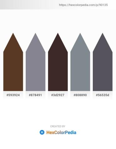 Palette image download - Dark Slate Blue – Light Slate Gray – Deep Pink – Light Slate Gray – Slate Gray