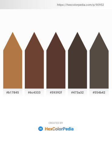 Palette image download - Peru – Burlywood – Slate Gray – Yellow – Dim Gray