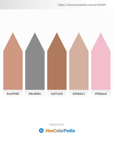 Palette image download - Tan – Gray – Burlywood – Tan – White Smoke