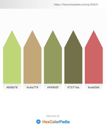 Palette image download - Light Blue – Dark Khaki – Dark Khaki – Dark Olive Green – Indian Red