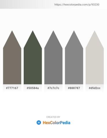 Palette image download - Dim Gray – Dim Gray – Gray – Gray – Light Gray