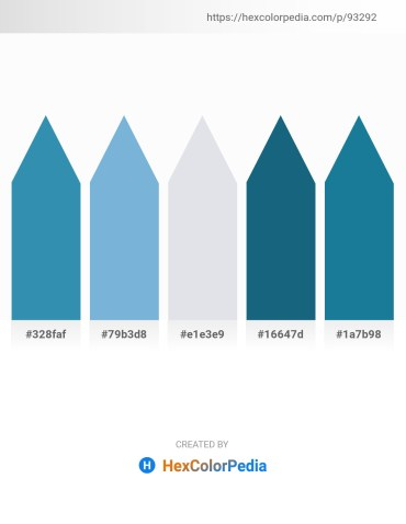 Palette image download - Steel Blue – Sky Blue – Light Steel Blue – Peru – Navajo White