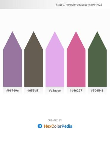 Palette image download - Gray – Dim Gray – Lavender – Pale Violet Red – Dark Olive Green