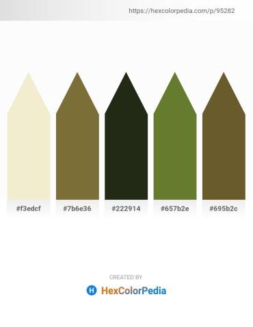Palette image download - Beige – Dark Olive Green – Indian Red – Dark Olive Green – Dark Olive Green