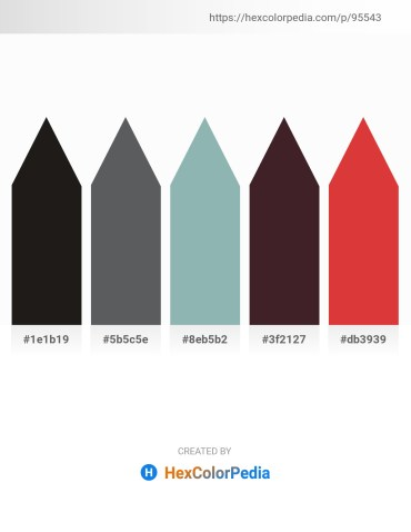 Palette image download - Black – Slate Gray – Dark Sea Green – Light Sky Blue – Crimson