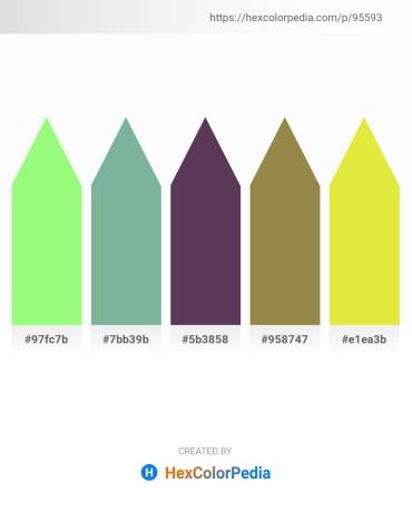 Palette image download - Pale Green – Dark Sea Green – Aquamarine – Dark Khaki – Burlywood
