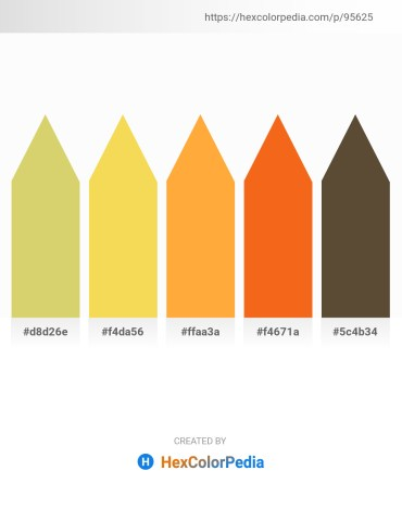Palette image download - Burlywood – Tan – Coral – Orange Red – Dark Olive Green