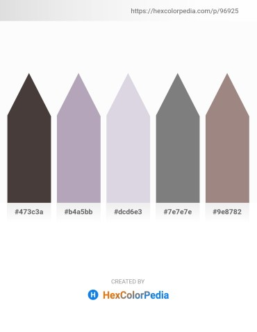 Palette image download - Dim Gray – Light Slate Gray – Light Steel Blue – Gray – Gray