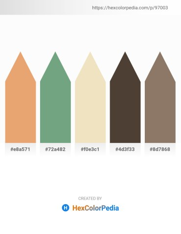 Palette image download - Dark Salmon – Dark Sea Green – Pale Goldenrod – Gray – Gray