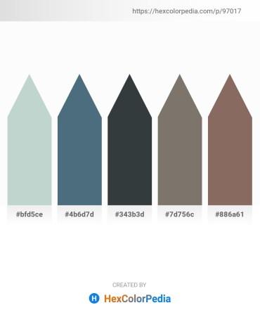 Palette image download - Light Steel Blue – Slate Gray – Dark Slate Gray – Dim Gray – Dim Gray