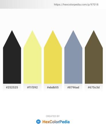Palette image download - Black – Khaki – Dark Olive Green – Light Slate Gray – Dark Olive Green