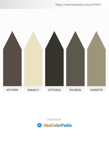Palette image download - Dim Gray – Beige – Black – Dim Gray – Gray