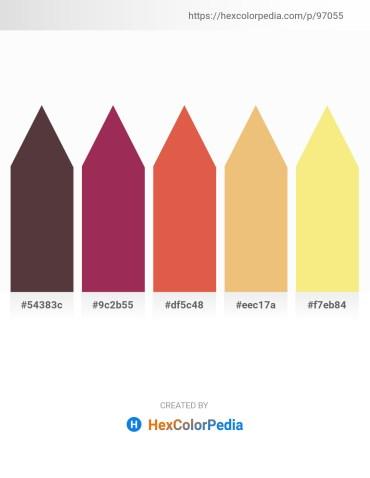 Palette image download - Saddle Brown – Brown – Chocolate – Khaki – Khaki