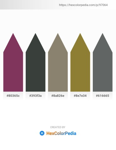 Palette image download - Sienna – Dark Slate Gray – Gray – Peru – Slate Gray