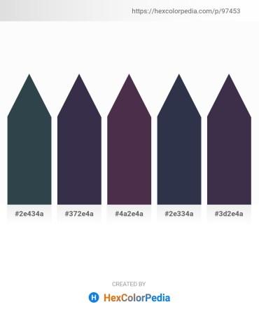 Palette image download - Dark Slate Gray – Dim Gray – Black – Slate Gray – Dark Slate Gray