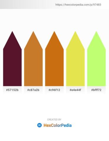Palette image download - Lime – Peru – Chocolate – Khaki – Pale Green