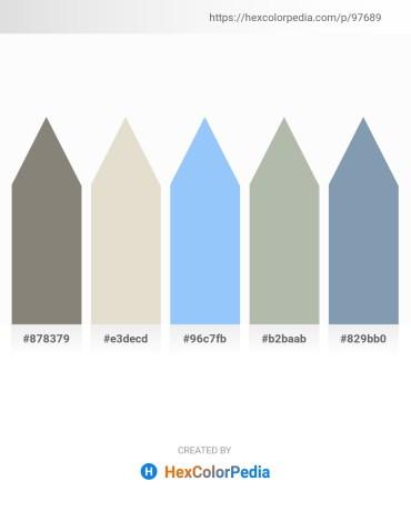 Palette image download - Gray – Beige – Light Sky Blue – Dark Sea Green – Light Slate Gray