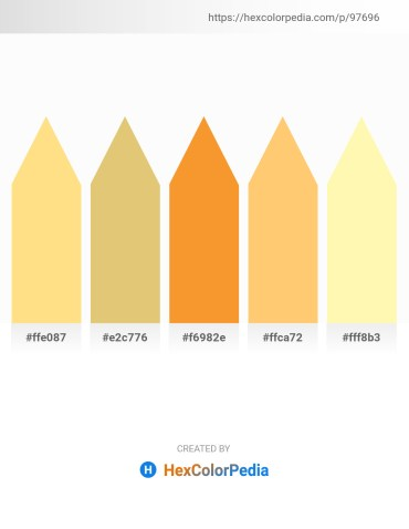 Palette image download - Navajo White – Burlywood – Coral – Light Sky Blue – Moccasin