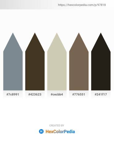 Palette image download - Light Slate Gray – Black – Silver – Dim Gray – Black