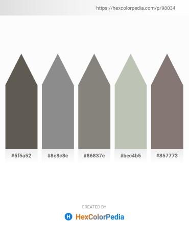 Palette image download - Dim Gray – Gray – Gray – Silver – Gray
