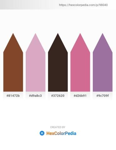 Palette image download - Sienna – Plum – Brown – Pale Violet Red – Sienna