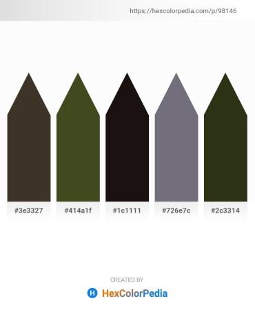 Palette image download - Dim Gray – Dark Olive Green – Black – Slate Gray – Dark Olive Green