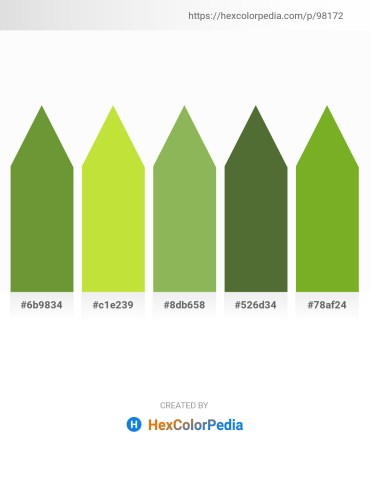 Palette image download - Olive Drab – Yellow Green – Dark Khaki – Dark Olive Green – Olive Drab