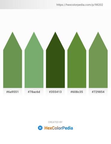 Palette image download - Dark Olive Green – Dark Sea Green – Forest Green – Dark Olive Green – Dark Olive Green