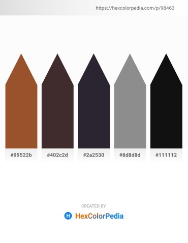 Palette image download - Sienna – Indian Red – Slate Blue – Gray – Indian Red